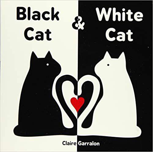 Black Cat & White Cat book cover
