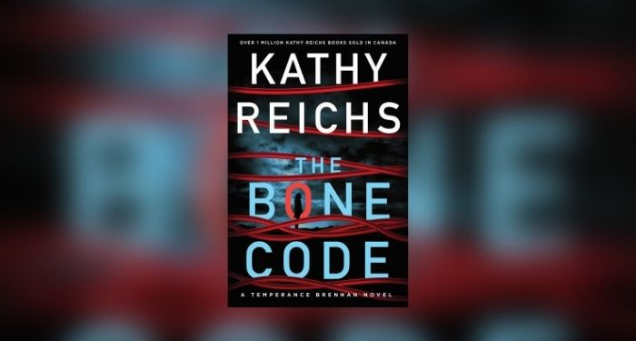 cover image of Bone Code by Kathy Reichs