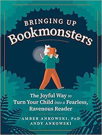 cover image of bringing up bookmonsters