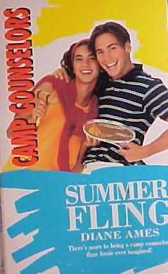 Image of the cover for Summer Fling, a book in the series Camp Counselors