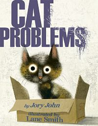 Cover of Cat Problems by Jory John