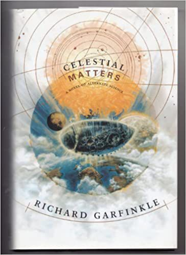 cover image of celestial matters by richard garfinkle