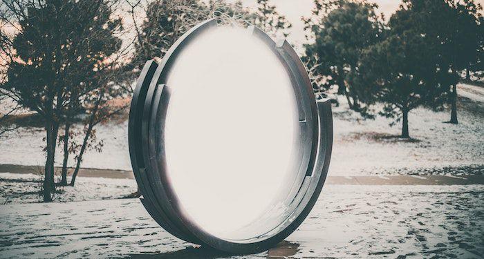circular portal
