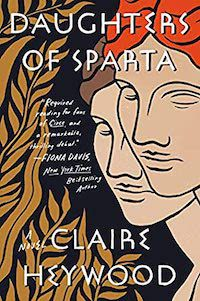 cover of Daughters of Sparta