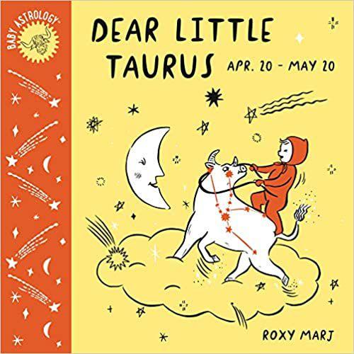 dear little taurus book cover