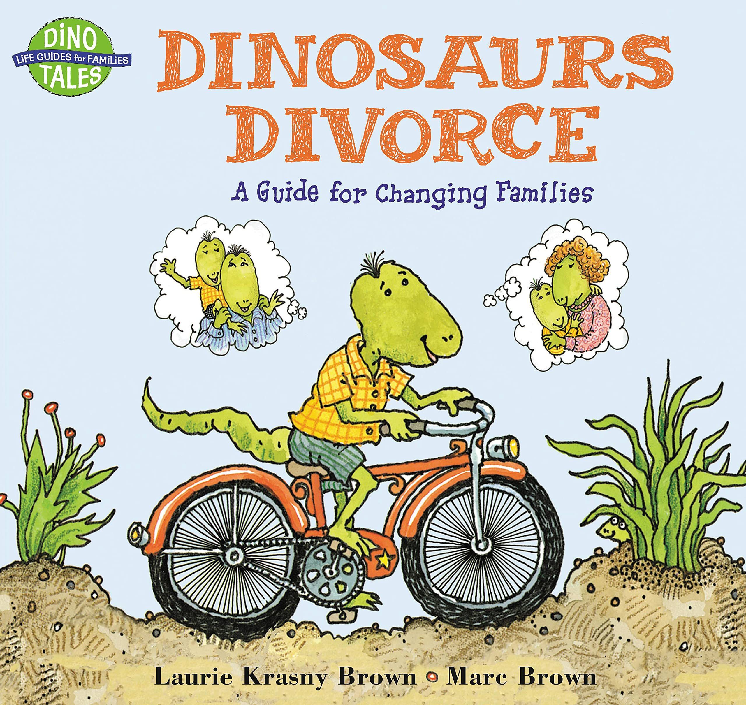 Dinosaurs Divorce cover