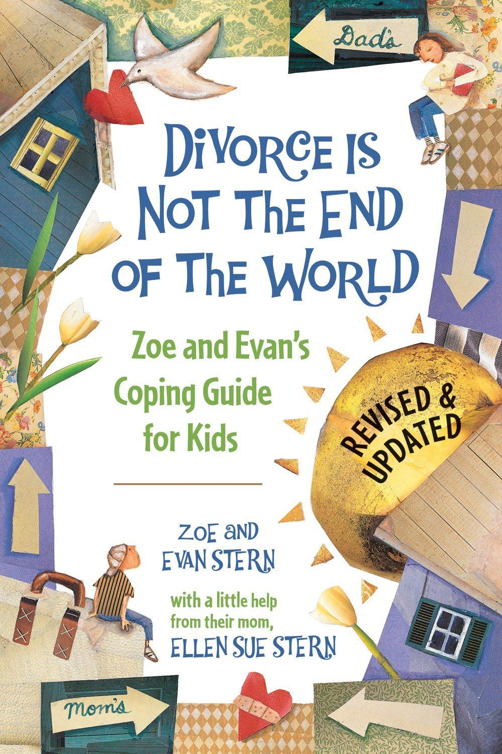 Divorce is Not the End of the World cover
