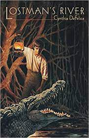 Lostman's River book cover