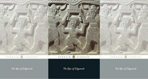 epic of gilgamesh book cover