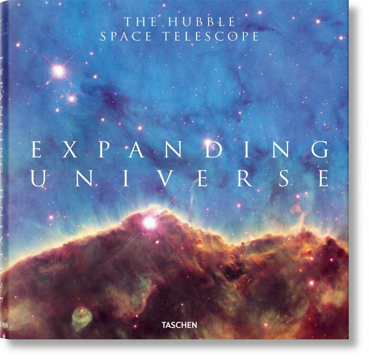 Expanding Universe: The Hubble Space Telescope cover