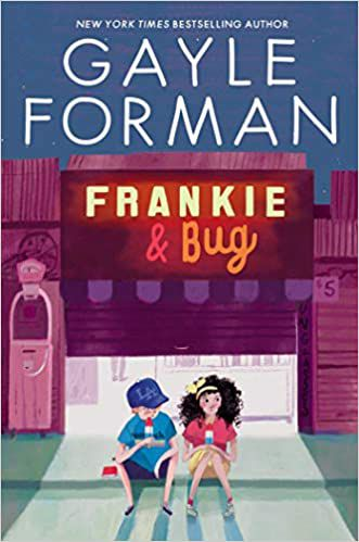 Cover of Frankie & Bug by Gayle Forman
