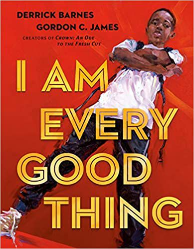 cover i am every good thing