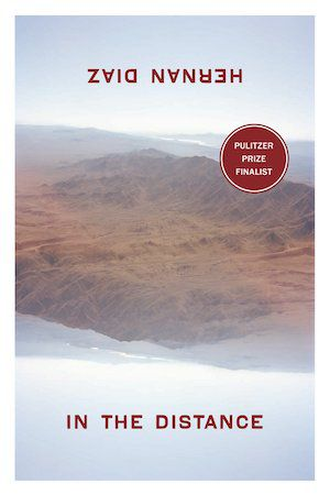In the Distance by Hernan Diaz book cover