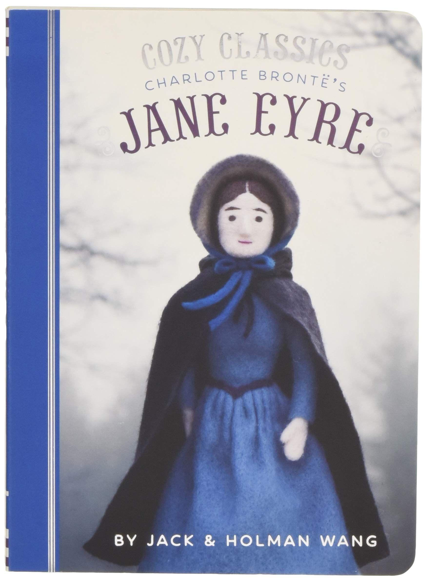 Jane Eyre Cozy Classics cover image