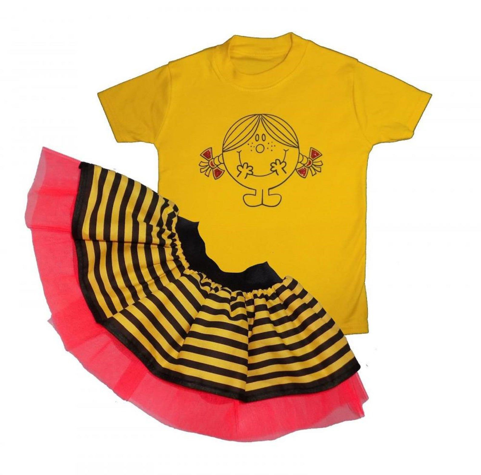 Image of Little Miss Sunshine costume.
