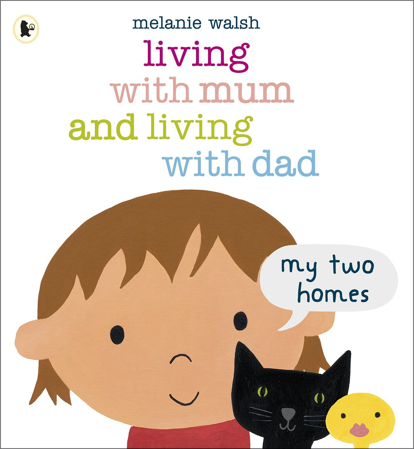 Living With Mum and Living With Dad cover