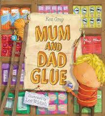 Mum and Dad Glue cover