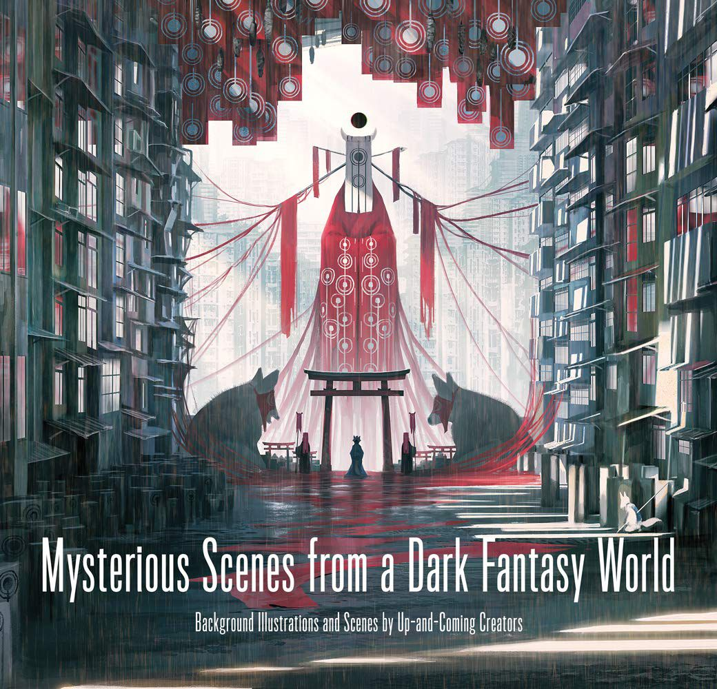 Mysterious Scenes from a Dark Fantasy World cover