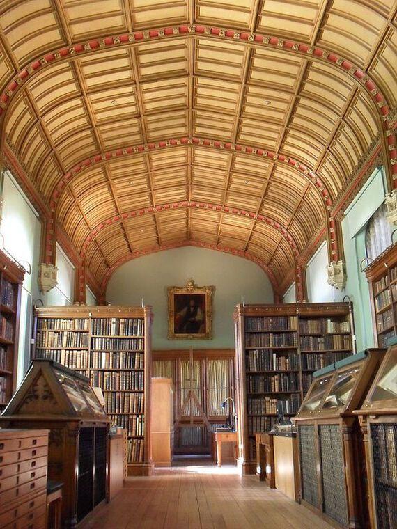 Paker Library photo