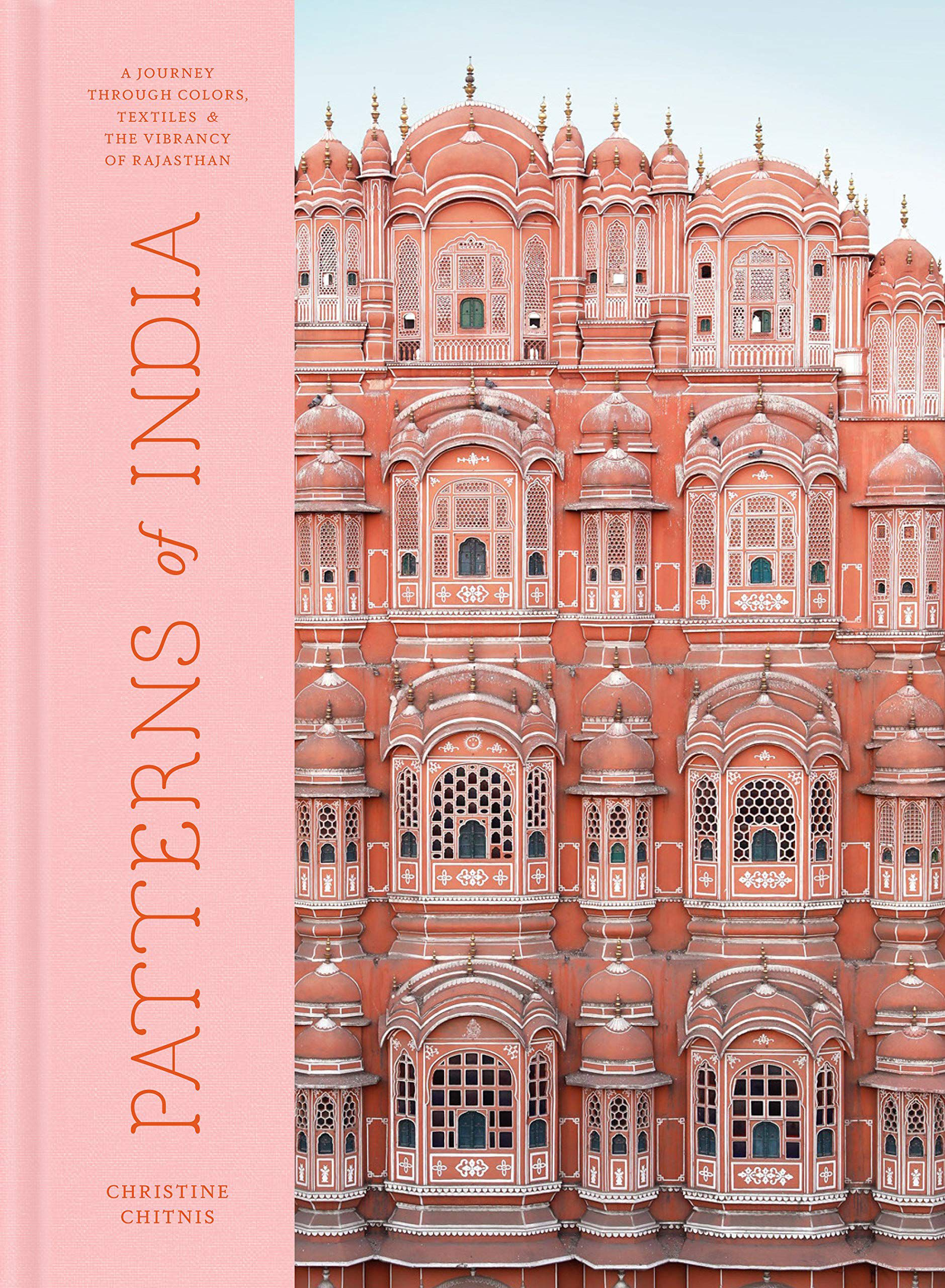 Patterns of India cover