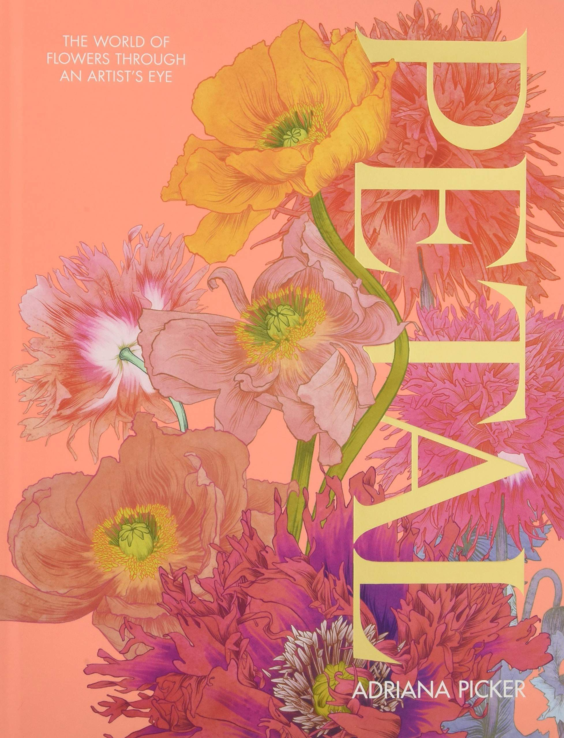 Petal: A World of Flowers Through the Artist's Eye cover