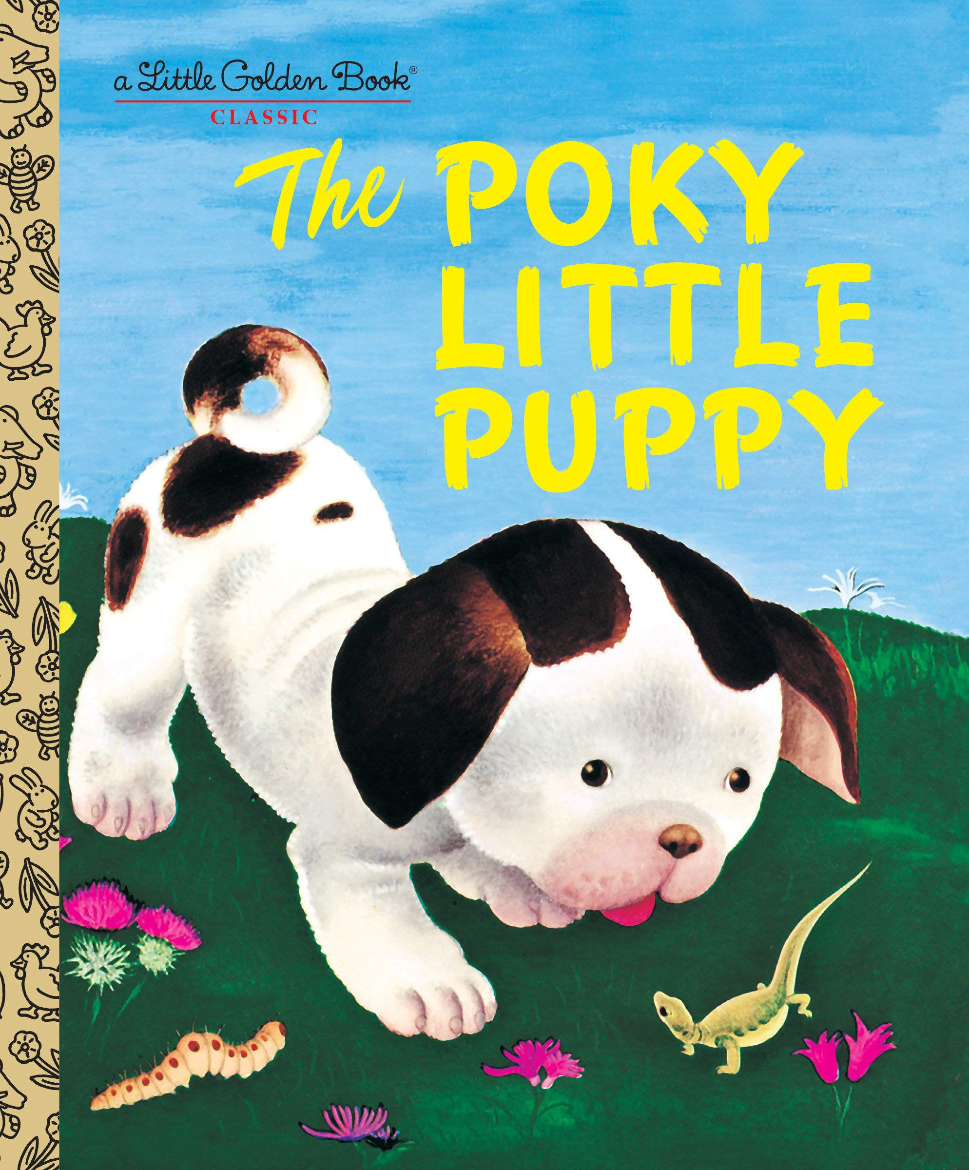 Poky Puppy book cover