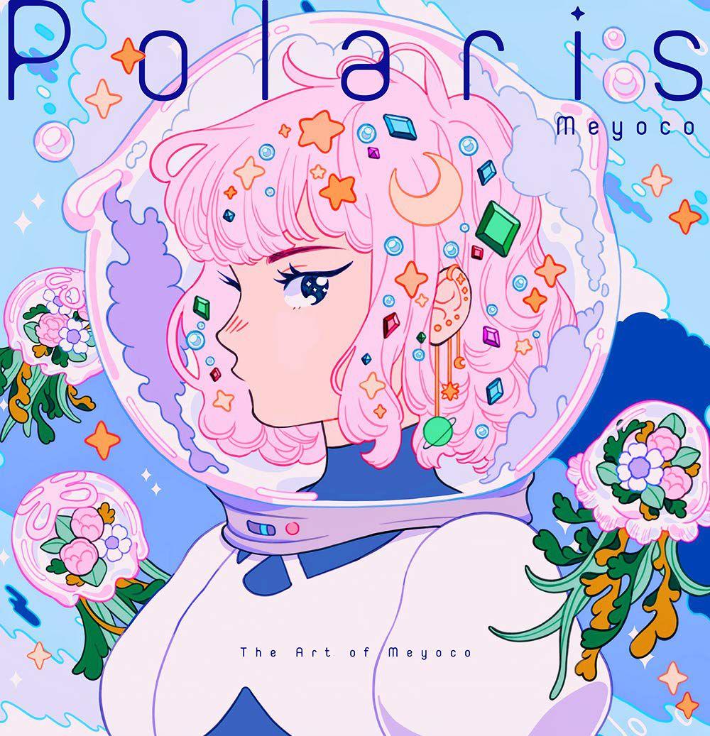 Polaris: The Art of Meyoco cover