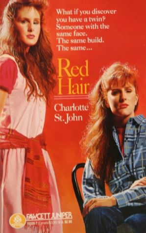 Red Hair book cover