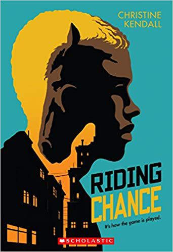 riding chance cover