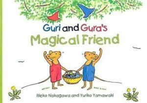 Guri and Gura by Rieko Nakagawa cover