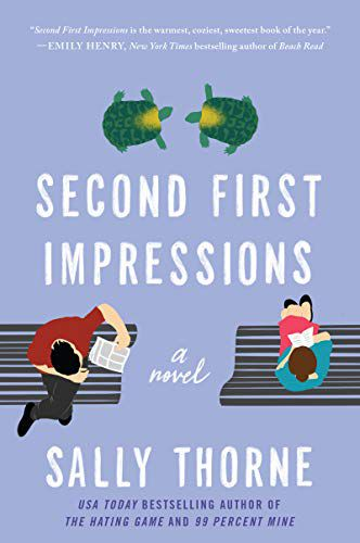 Second First Impressions cover