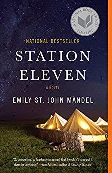 Station Eleven by Emily St. John Mandel cover