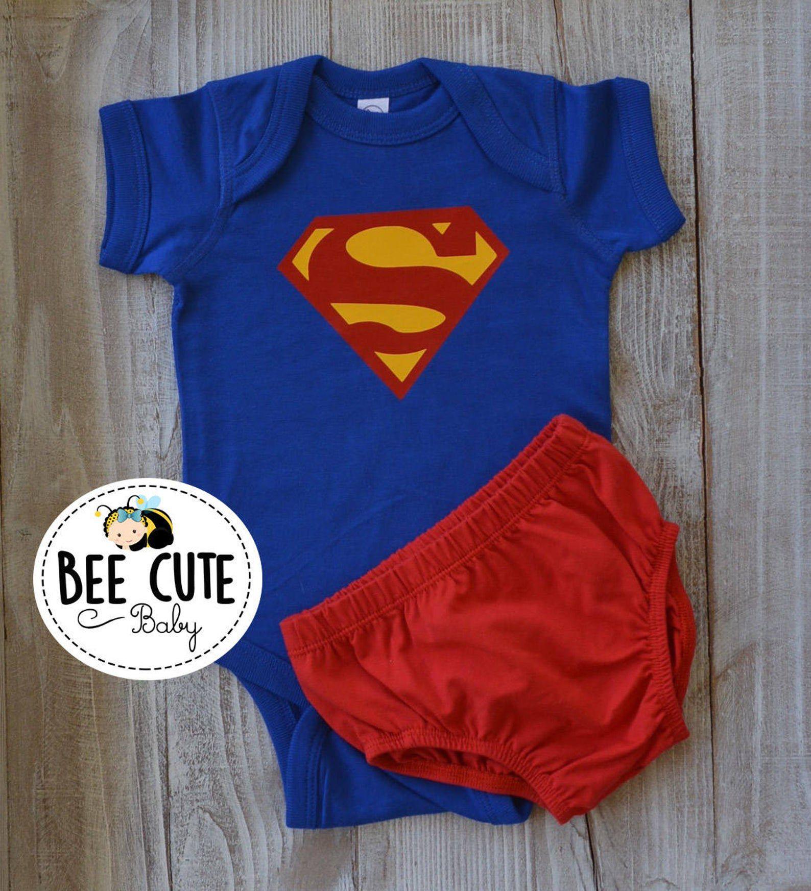 Image of Superman costume.
