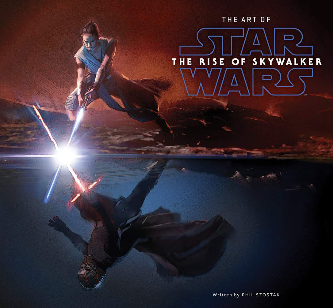 The Art of Star Wars cover