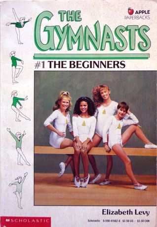 Image of the book cover for The Beginners, part of The Gymnasts series.