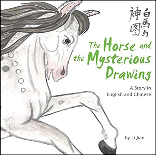 The Horse and the Mysterious Drawing cover
