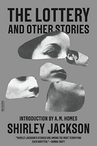 The Lottery and Other Stories by Shirley Jackson cover