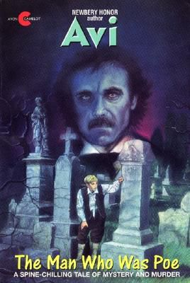 cover image of The Man Who Was Poe by Avi