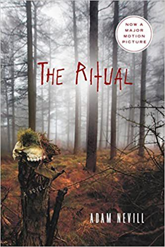 cover of the ritual by adam nevill
