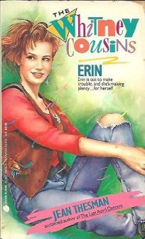 Cover for The Whitney Cousins: Erin
