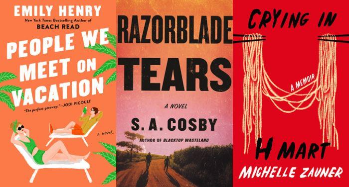 tonight show 2021 Summer Reads Book Club books