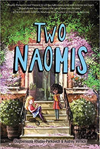 Two Naomis cover