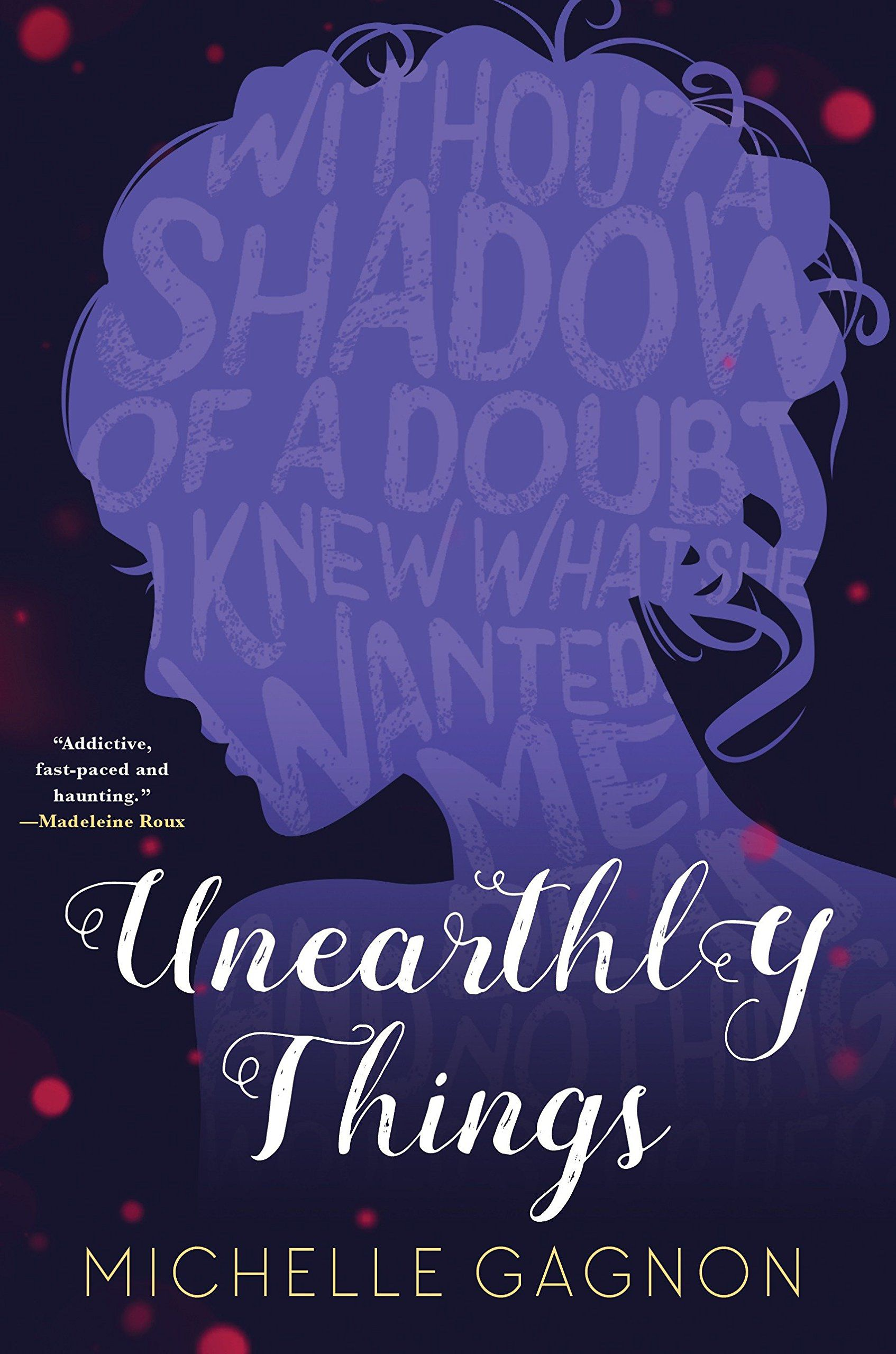 Unearthly Things book cover
