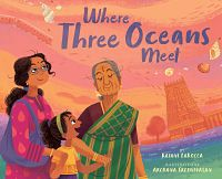 Cover of Where three oceans meet by larocca