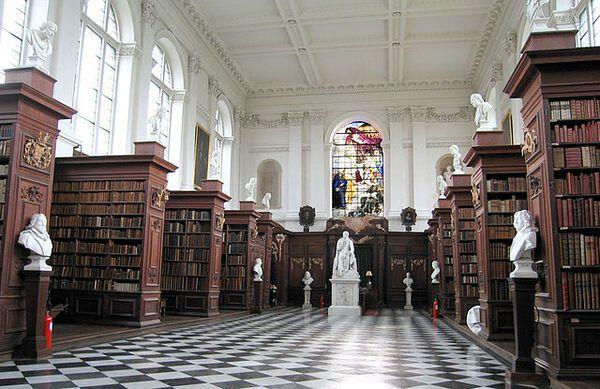 Wren Library photo