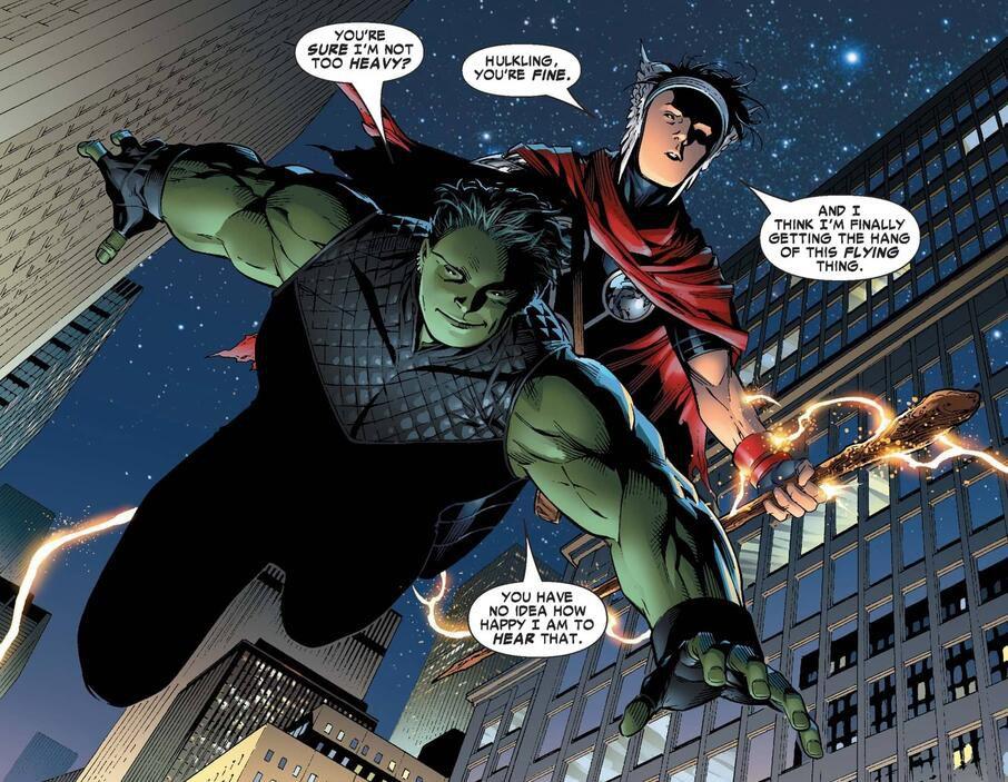 Hulkling panel