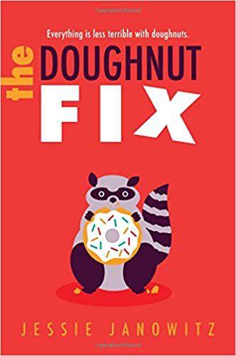 Cover of The Doughnut Fix Book