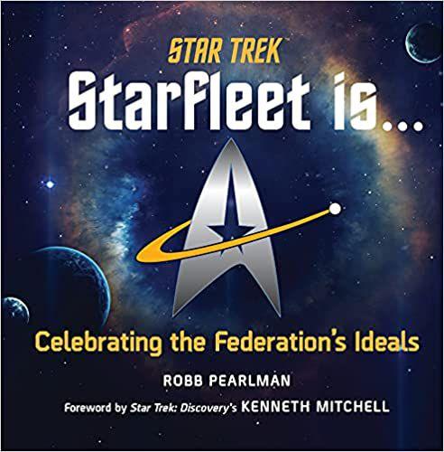 starfleet is cover
