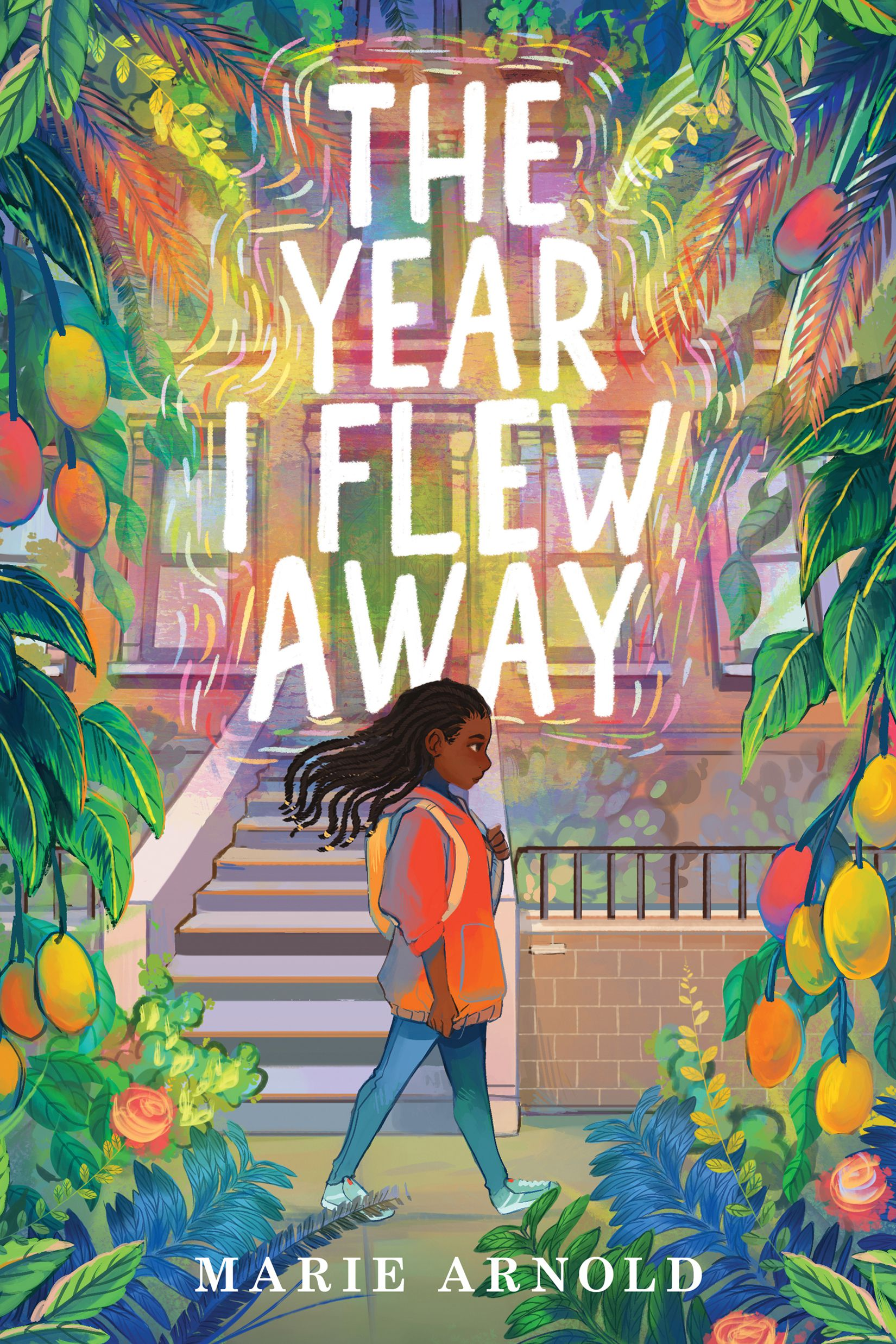 The Year I Flew Away cover