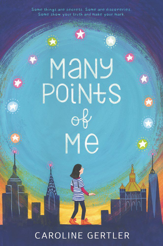 Many Points of Me cover